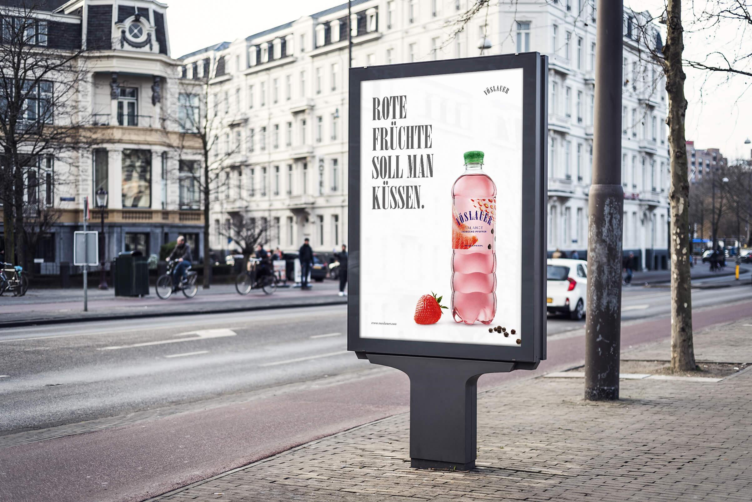 Rote Früchte soll man Küssen, Konzept von Philipp Mandler
